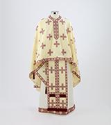 Woven Priest Vestment - 505