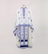 Woven Priest Vestment - 520