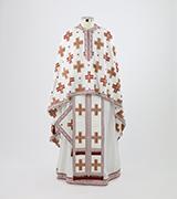 Woven Priest Vestment - 525