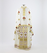 Woven Priest Vestment - 530