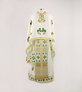 Woven Priest Vestment - 535
