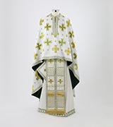 Woven Priest Vestment - 550