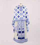 Woven Priest Vestment - US40845