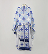 Woven Priest Vestment - US41290