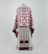 Woven Priest Vestment - US41291