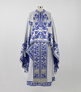 Woven Priest Vestment - US41462