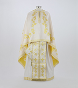 Woven Priest Vestment - US41778