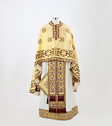 Woven Priest Vestment - 41921