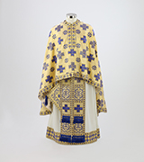 Woven Priest Vestment - US41939