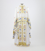 Woven Priest Vestment - US41954