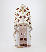 Woven Priest Vestment - US41956