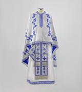 Woven Priest Vestment - US41962