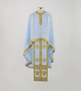 Cleric set - 650