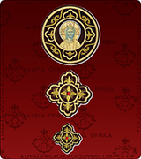 Priest Vestments Emblem - US130