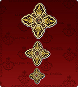 Priest Vestments Emblem - US410