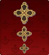Priest Vestments Emblem - US450