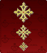 Priest Vestments Emblem - US490