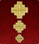 Priest Vestments Emblem - US610