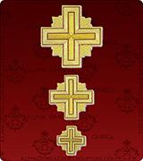 Priest Vestments Emblem - US610