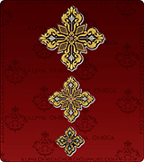 Priest Vestments Emblem - US710