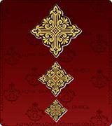 Priest Vestments Emblem - US730