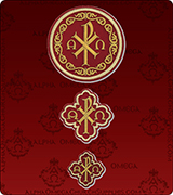 Priest Vestments Emblem - US830