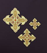 Priest Vestments Emblem - US42057