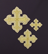 Priest Vestments Emblem - US42062