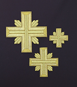 Priest Vestments Emblem - US42063