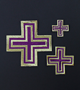 Priest Vestments Emblem - US42619