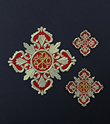 Priest Vestments Emblem - US42624