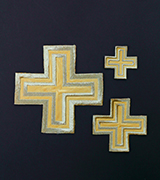 Priest Vestments Emblem - US42626