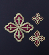 Priest Vestments Emblem - US42627