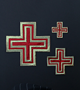 Priest Vestments Emblem - US42629