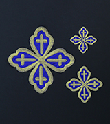 Priest Vestments Emblem - US42641