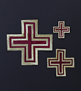 Priest Vestments Emblem - US42642
