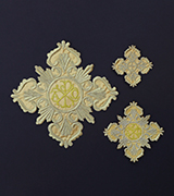 Priest Vestments Emblem - US42646