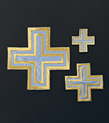 Priest Vestments Emblem - US42647