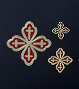 Priest Vestments Emblem - US42659