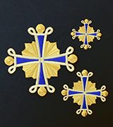 Priest Vestments Emblem - US42815