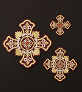 Priest Vestments Emblem - US42816