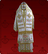 Embroidered Episcopal Vestments - 120