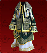 Embroidered Episcopal Vestments - 133