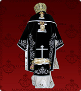 Embroidered Episcopal Vestments - 156