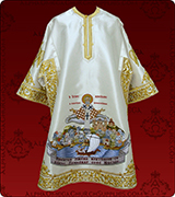 Embroidered Episcopal Vestments - 170