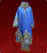 Embroidered Episcopal Vestments - 172