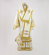 Embroidered Episcopal Vestments - 176