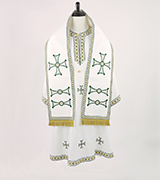 Embroidered Episcopal Vestments - 178