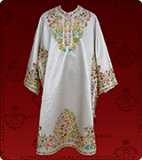 Embroidered Episcopal Vestments - 180