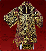 Embroidered Episcopal Vestments - 188